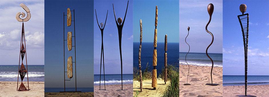 Esculturas Pilar Cerdà